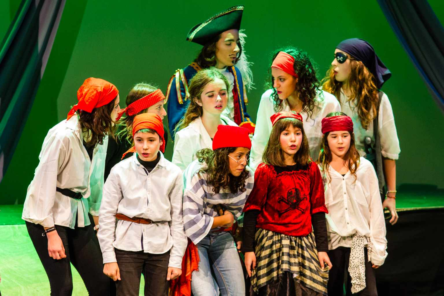 El musical Peter Pan
